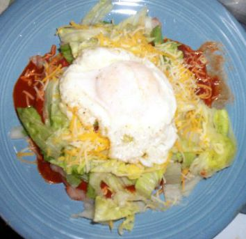 Enchiladas-plated